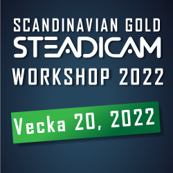 Steadicam Workshop 2022