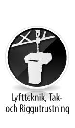 Lyftteknik, Tak- och Riggutrustning